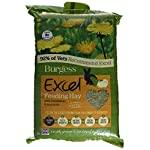 Burgess Excel Feeding Hay with Dandelion and Marigold 1kg (Pack of 3) 7