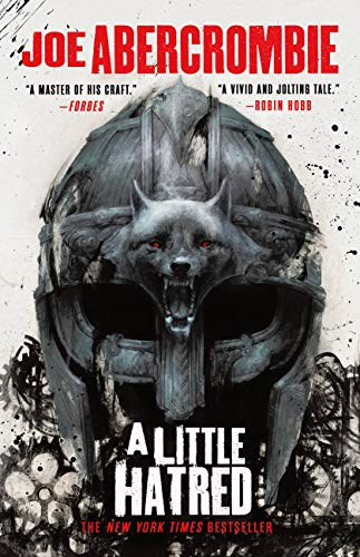 A Little Hatred (The Age of Madness Book 1) (English Edition)