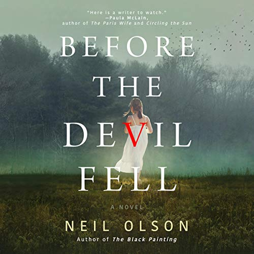 Couverture de Before the Devil Fell