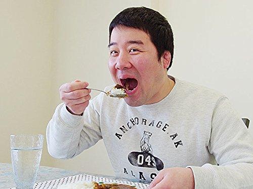 恵比寿『えぞ鹿カレー(辛口)』