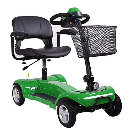4 Roues Mobilité Scooter Alimenté Mobilité Scooter Pliable...