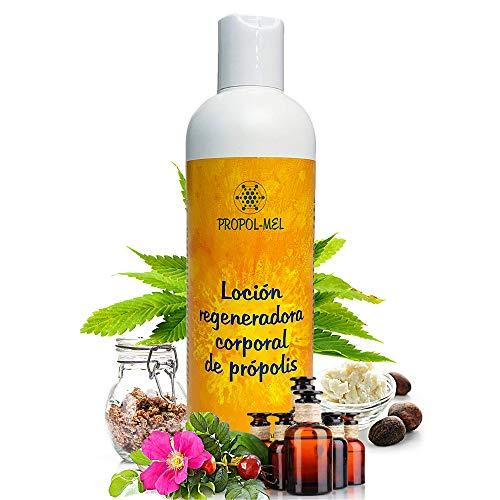 Locion corporal 100% natural - 300 ml - Certificación BIO. Crema reafirmante,...