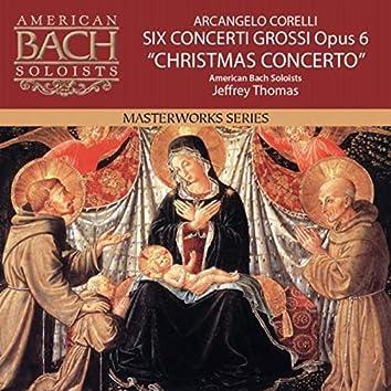 "Corelli: Six Concerti Grossi, Op. 6 ""Christmas Concerto"""