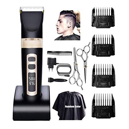 BAORUN Tondeuse Cheveux Homme Professionnel Model.A8S , Tondeuse Barbe, Tondeuse...