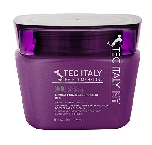 Tec Italy Lumina Forza Colore Rojo/Red - 280 g/9.87