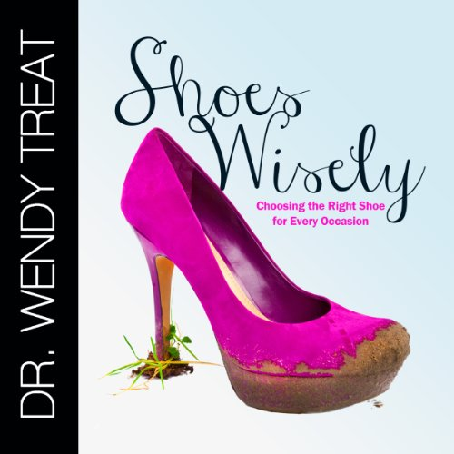 Shoes Wisely audiobook cover art