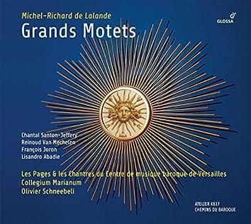 Lalande: Grands Motets (Live)