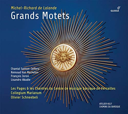 Les Chantres du Centre de Musique baroque de Versailles