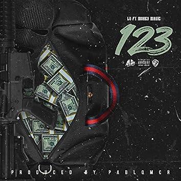 1 2 3 (feat. Money Magic)