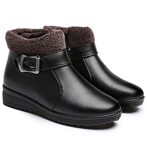 Mujer Botas Nieve Zapatos Invierno Impermeables Calientes