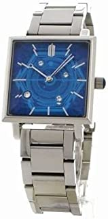 Doctor Who Watch - Ladies Mad Man with A Box - Stainless Steel Band and Casing with Display Box