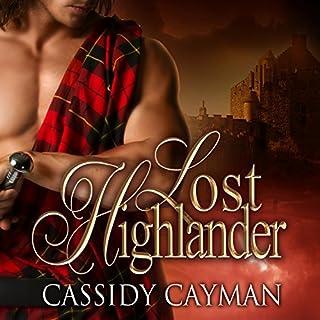 Lost Highlander: Lost Highlander, Book 1 audiobook cover art