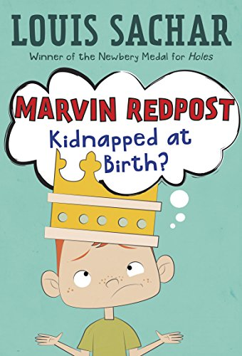 Marvin Redpost #1: Kidnapped at Birth? (English Edition)