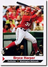 (100) 2013 Sports Illustrated SI for Kids #219 BRYCE HARPER Baseball Rookies