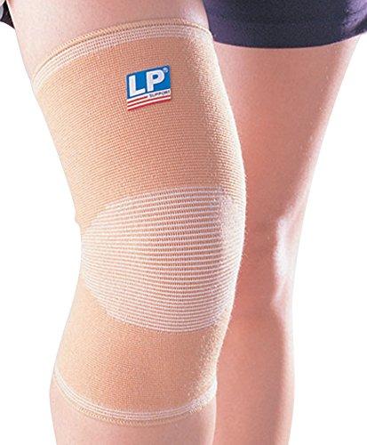 LP Ceramic Knee Support (Unisex; Tan), Medium