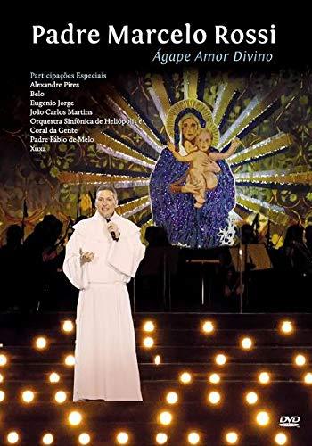 Padre Marcelo Rossi - Ágape Amor Divino [DVD]