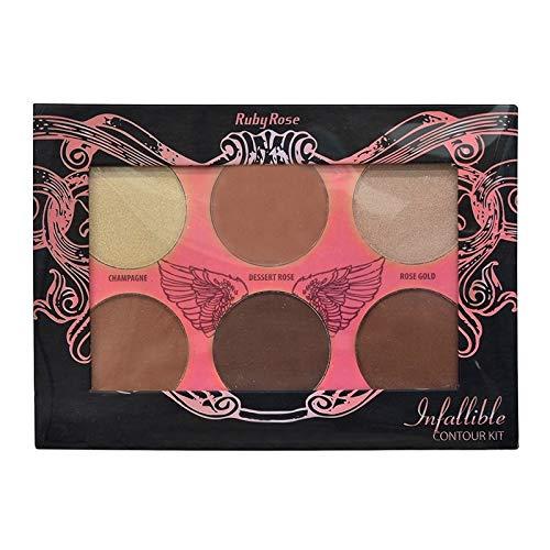 Iluminadores Maquillaje Bissu marca RUBY ROSE