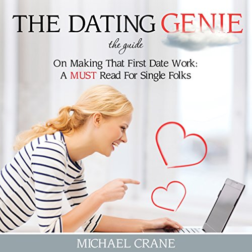 The Dating Genie audiobook cover art