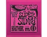 Ernie Ball 2223 Super Light Slinky Electric Guitar Strings (9-42), 3 Packs