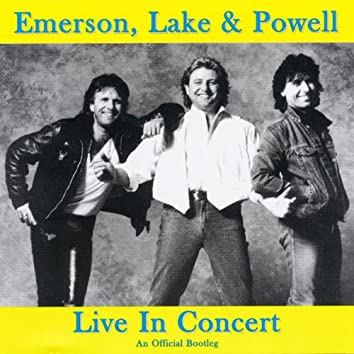 Live in Concert (feat. Keith Emerson, Greg Lake, Cozy Powell)