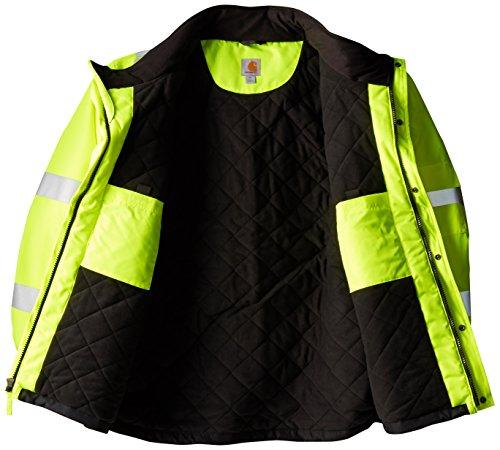 Carhartt Men's Big High Visibility Sherwood Jacket
