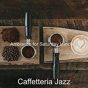 Hip Restaurants, Swing Jazz