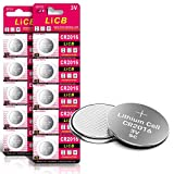 SAFE AND RELIABLE: LiCB Since 2006,Specialize in Battery 12 Years. CR2016 Button Coin Cell Tested under Strict Quality Control Standards. CE and ROHS Certified. Grade A cells CR2016 Ensure Longer Battery Life and Long Lasting Power. DURABLE AND COST-...