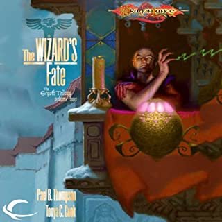 The Wizard's Fate audiobook cover art