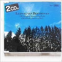 Beethoven:Famous Sonatas For Piano, Piano Concerto No.3.