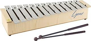 Lyons Diatonic Alto Glockenspiel with Mallets