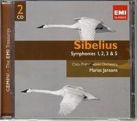 Sibelius: Symphonies 1 2 3 & 5