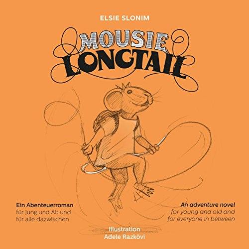 Mousie Longtail audiobook cover art