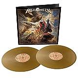 Helloween: Helloween (2lp Gold Vinyl/Gatefold) [Vinyl LP] (Vinyl)
