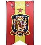 Milpo FIFA-Weltmeisterschaft 2018Fahne Flagge von Spanien