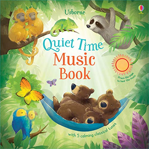 Taplin, S: Quiet Time Music Book