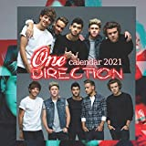 One Direction: 2021-2022 calendar 8.5 x 8.5 glossy paper
