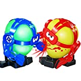 HLH Balloon Fighting Rugby Robot Fighting Arena Bataille Deux Personnes Ballon Interactif Robot Combattant Famille Jeu Jeu