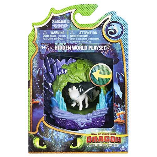 Cómo Entrenar tu Dragón Playset Cueva Dragón Furia
