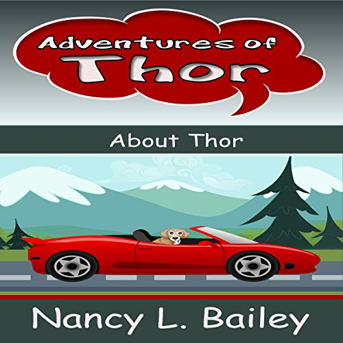 Adventures of Thor: About Thor audiobook cover art