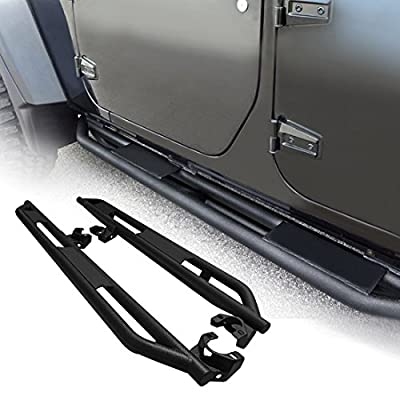 IPARTS Bumpers Kit for Jeep Wangler 2007-2017
