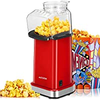 AICOOK 16 Cups 1400W Hot Air Popcorn Popper