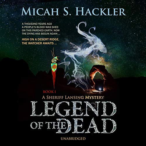 Legend of the Dead audiobook cover art