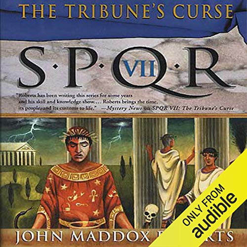 Couverture de SPQR VII: The Tribune's Curse