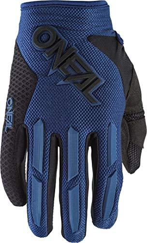 O'NEAL | Fahrrad- & Motocross-Handschuhe | MX MTB Downhill Freeride | Langlebige, Flexible Materialien, luftdurchlässige Mesh-Einsätze | Element Glove | Erwachsene | Blau | Größe L