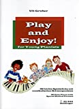 Play and enjoy for young Pianists - arrangiert für Klavier [Noten / Sheetmusic] Komponist: Gruber Uli