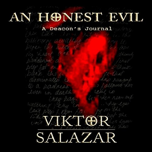 An Honest Evil audiobook cover art