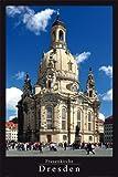 empireposter Deutsche Städte - Dresden - Frauenkirche City