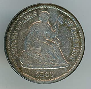 Best 1863 half dime Reviews