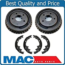 Standard Smaller 9 Inch Drums W Cylinders Shoes /& Springs Kit Ford Ranger 83-94