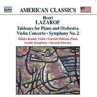 Violin Concerto / Symphony 2